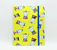 紙ファイル(お相撲さん)